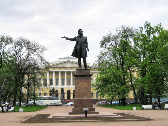 Alexander Pushkin and his milieu