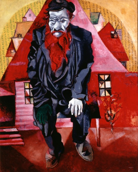 Marc Chagall and His Russian Contemporaries