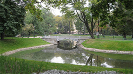 The Mikhailovsky Garden