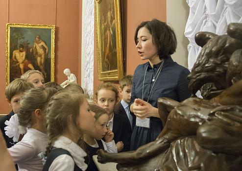 The Russian Centre of the Museum Pedagogy and Children�s Creativity