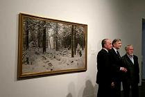 """Four Seasons in Russian Art"" and ""Jack of Diamonds"": opening of the exhibitions"