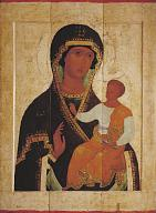 Dionisius and Workshop. The Mother of God Hodegitria