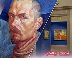 "Online tour of the exhibition ""Kuzma Petrov-Vodkin. On the 140th Anniversary of the Artist's Birth"""