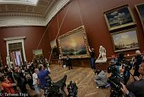 Exposition of Ivan Aivazovsky is closed from July to December 2016