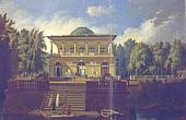 A. N. Voronikhin. The View on the Stroganov's Dacha. 1797. Oil on canvas. 67,5 х 100,5.