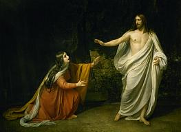 Alexander Ivanov. Christ's Appearance to St Mary Magdalene after the Ressurection
