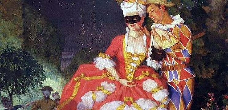 Konstantin Somov. On the 150th Anniversary of Birth