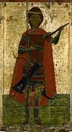 Icon. St Demetrius of Thessaloniki