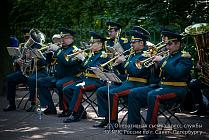 August 19. Concert of brass band of the EMERCOM of Russia in the Summer garden