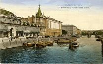 St. Petersburg from the 1850s to the 1910s in Photorgraphs