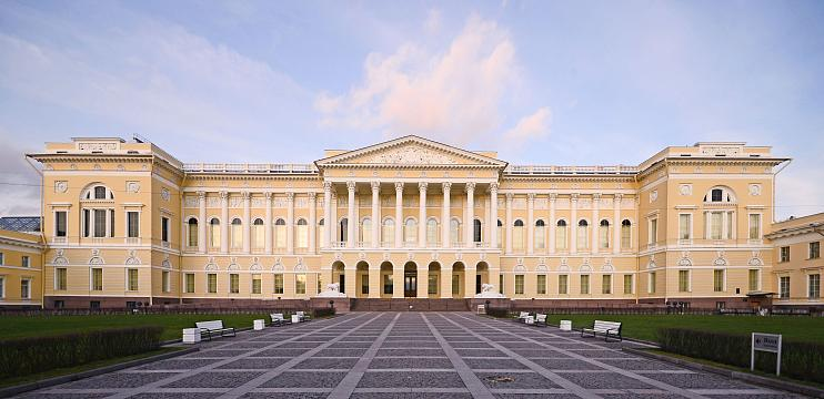On  March 18 till April 30  The State Russian Museum will be closed