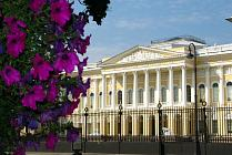 Opening hours of the Russian museum from 1 to May 9