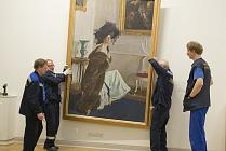Masterpicies by Valentin Serov returned to The Russian Museum