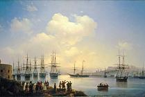 "Changes in the opening hours of the exhibition ""Ivan Konstantinovich Aivazovsky. The 200th anniversary of the birth"""