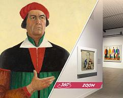 "Online tour of the exhibition ""Kazimir Malevich"""