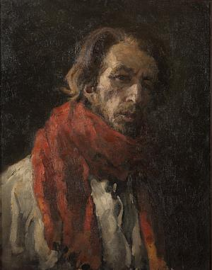 Yaroslav Nikolayev. Self-portrait